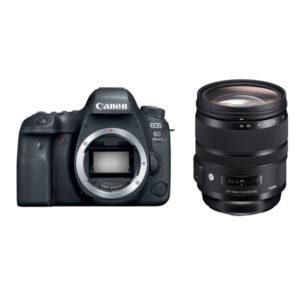 Canon EOS 6D Mark II + Sigma 24-70mm f/2.8 DG OS HSM ART