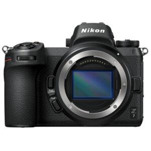 Hübriidkaamera Nikon Z7 kere